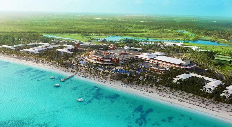 best january caribbean resorts barcelo bavaro palace