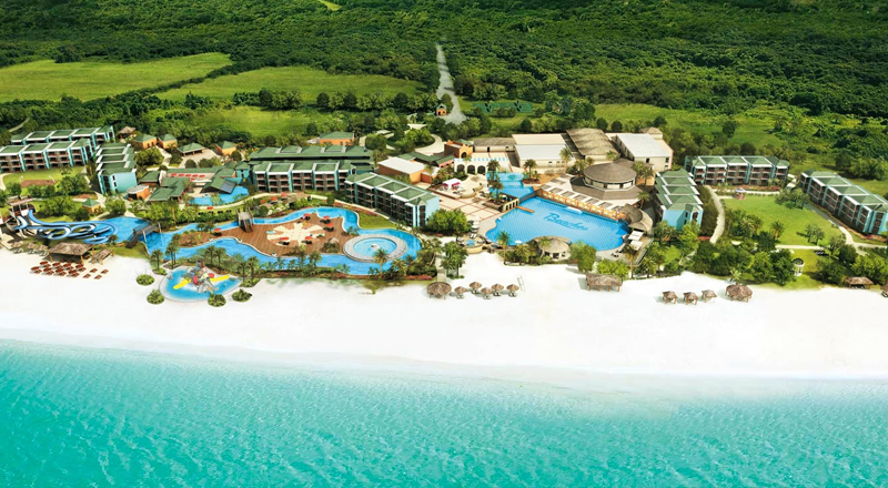 top caribbean resorts for january beaches negril