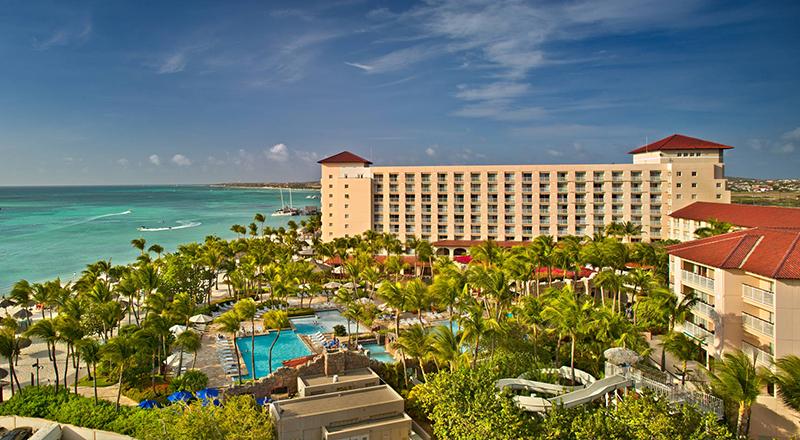 best january caribbean resorts hyatt regency aruba resort spa and casino