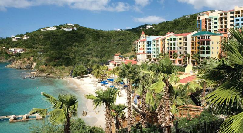 top january caribbean resorts marriott's frenchman's cove