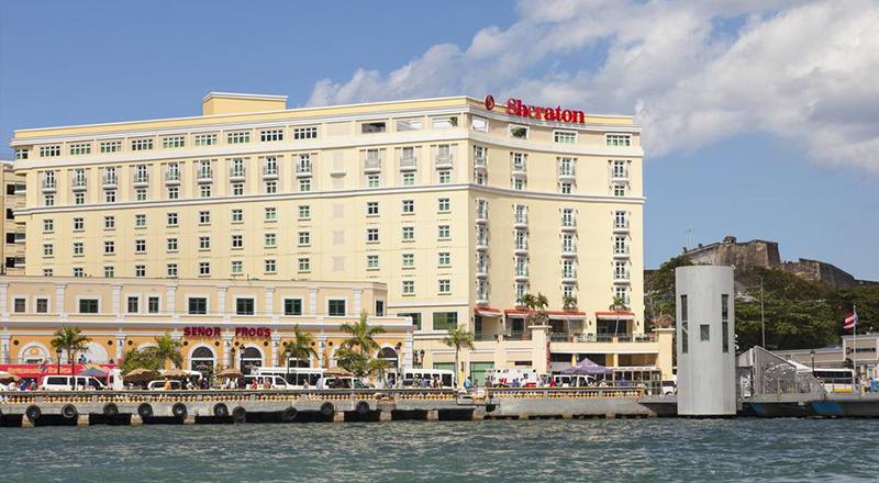 top january caribbean resorts sheraton old san juan hotel