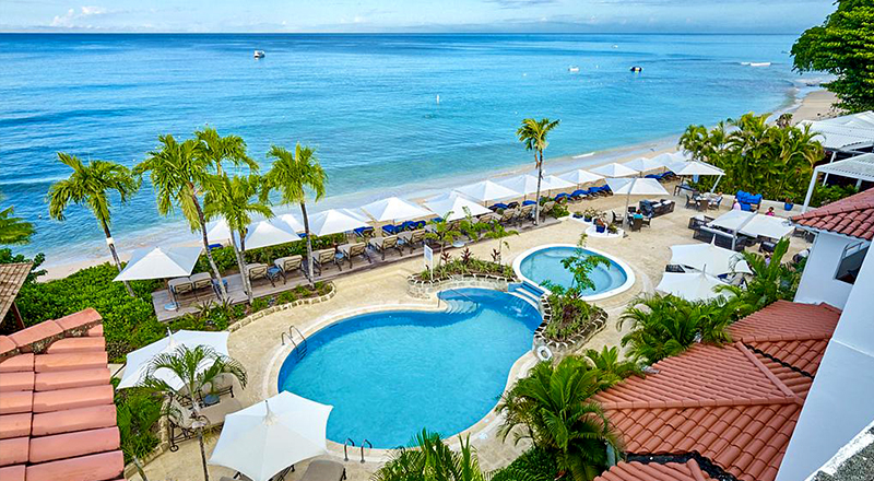 top january caribbean resorts the house by elegant hotels