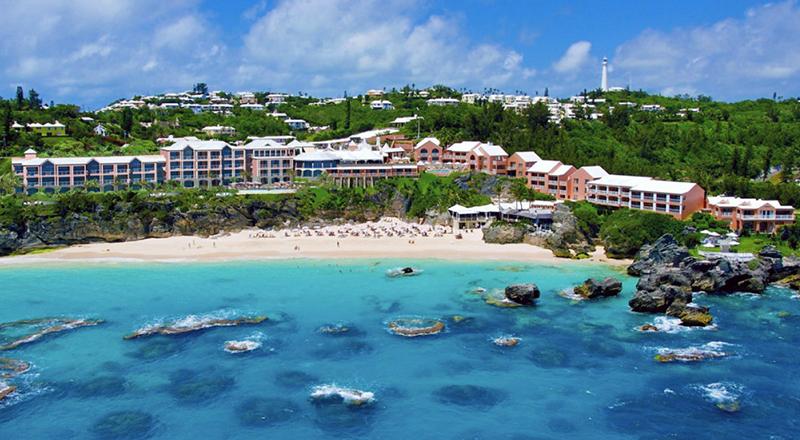 best january caribbean resorts the reefs
