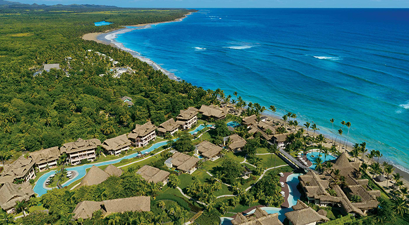 best january caribbean resorts zoetry agua punta cana
