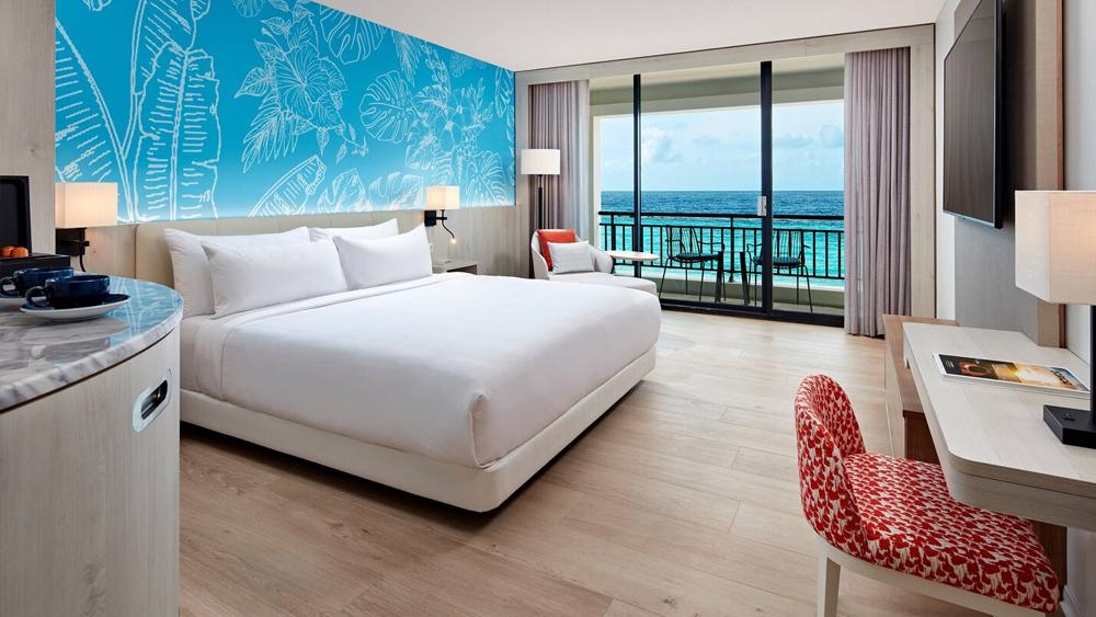 curacao marriott beach resort family getaway