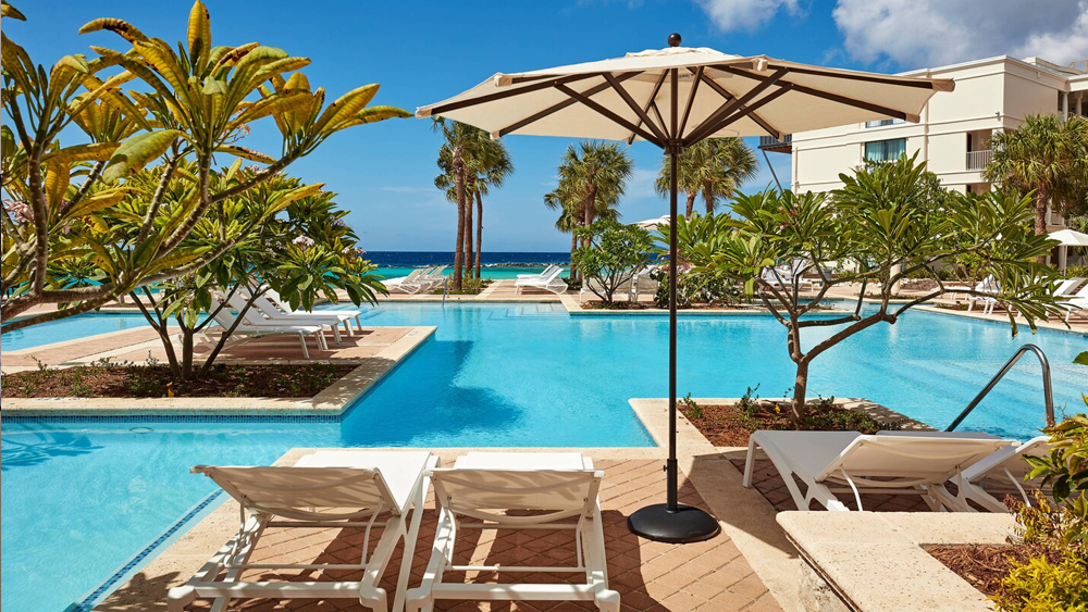 curacao marriott beach resort tropical travel
