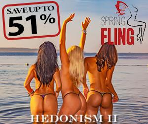 hedonism spring fling adult only resort deals