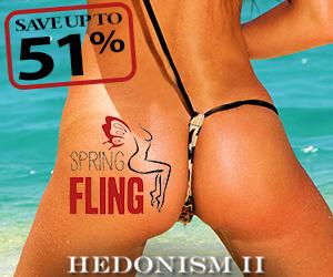 hedonism spring fling swingers vacation deals