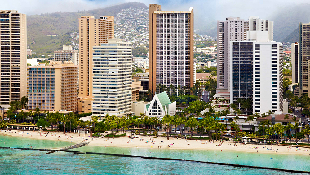 hilton waikiki beach hawaii travel destination