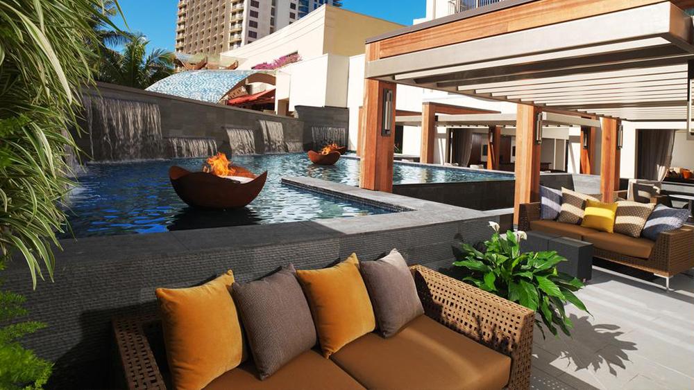 hokulani waikiki hilton grand vacations hawaii tropical travel