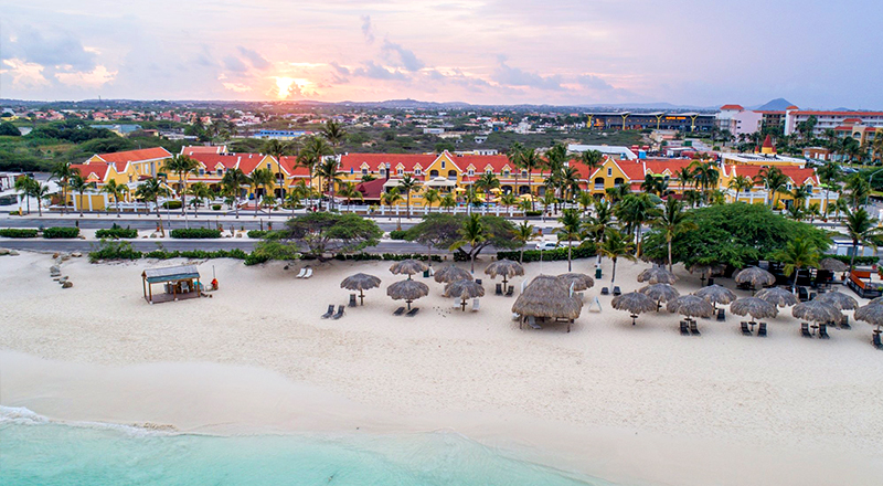 pet-friendly caribbean resorts sunshine suites resort aruba