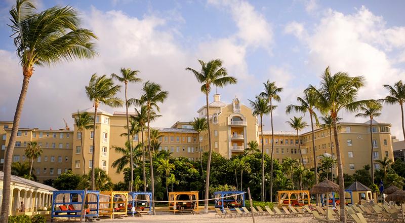 pet-friendly hotel in caribbean british colonial hilton nassau
