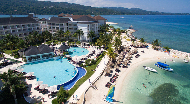 pet-friendly caribbean resorts secrets st. james montego bay