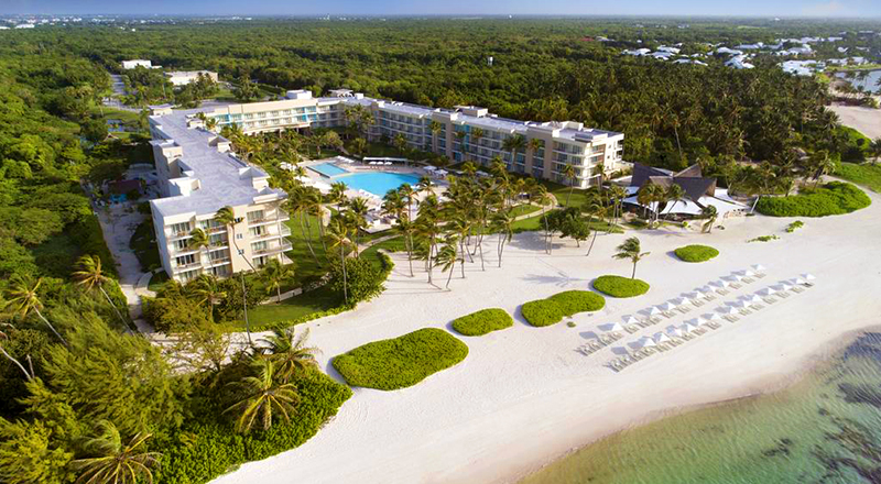 westin puntacana resort pet-friendly beach vacation caribbean