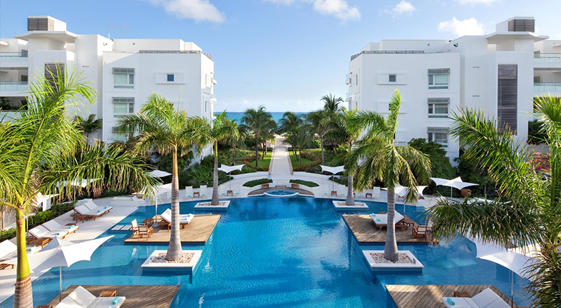 pet-friendly caribbean resorts wymara resort and villas turks and caicos