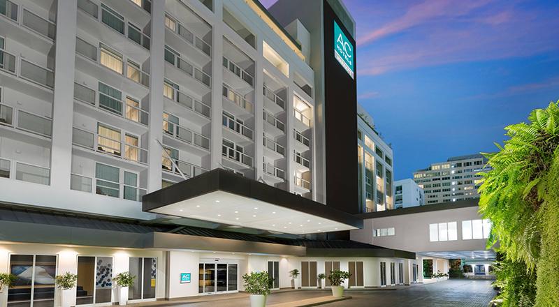 san juan puerto rico top places to stay ac hotel san juan condado