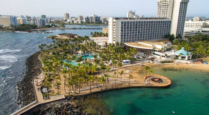 places to stay in san juan puerto rico carib hilton