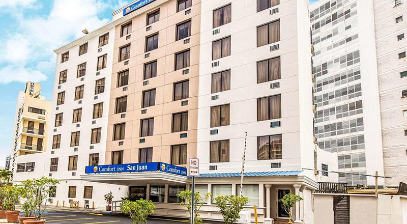 san juan puerto rico best places to stay comfort inn a san juan hotel