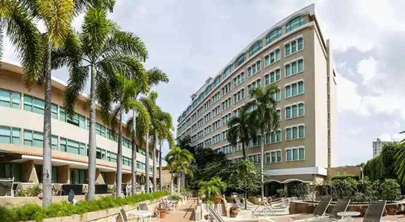 san juan puerto rico best places to stay doubletree by hilton hotel san juan