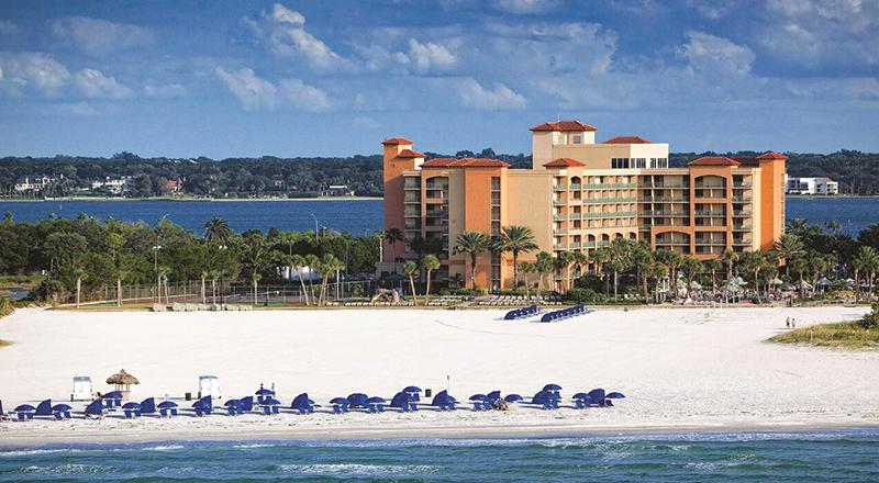 best florida resorts for 2020 sheraton sand key resort