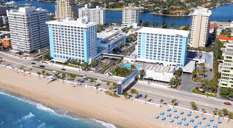 best florida resorts for 2020 westin fort lauderdale beach resort