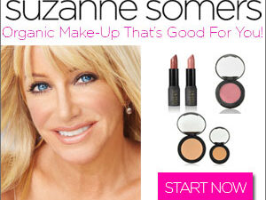 suzanne sommers sexy women's cosmetics