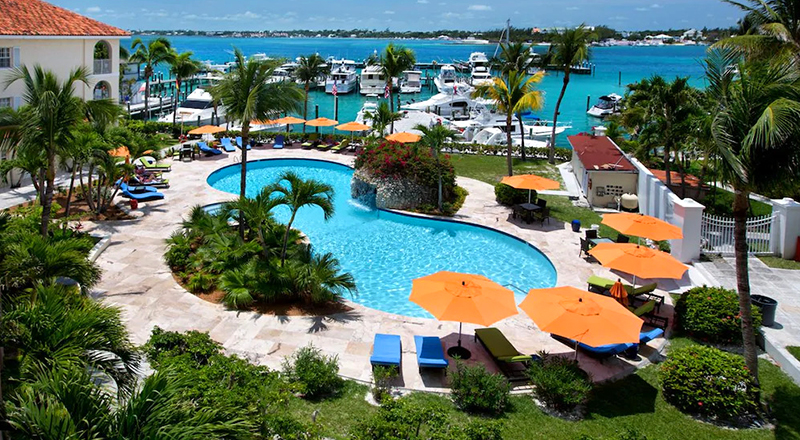 best places to stay on paradise island bahamas harbour club and marina