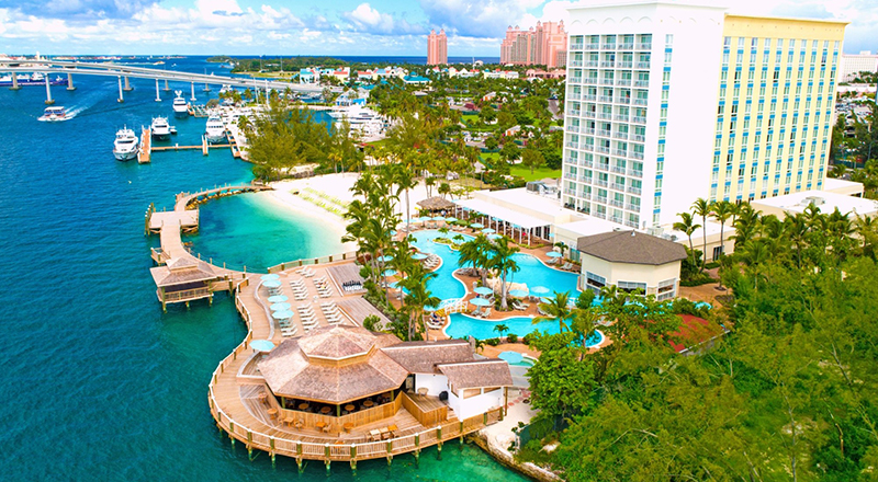 top adults-only resorts in the bahamas warwick paradise island luxury travel