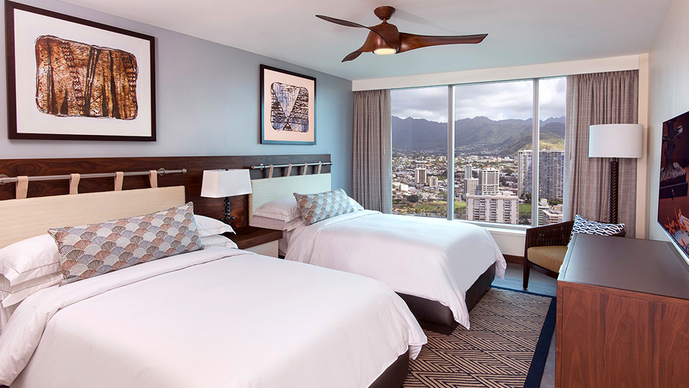 grand islander hawaii luxury hotel