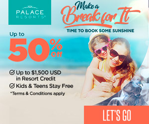 palace resorts make a break for it best family vacation deals