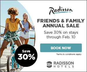 radison friendly and family sale best travel deals