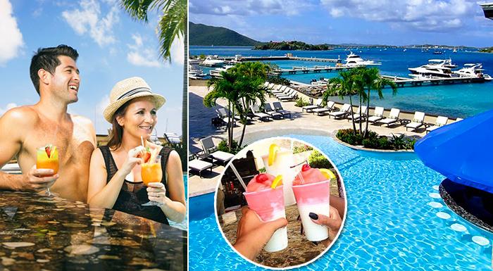 pool swim-up caribbean bars scrub island resort and spa and marina virgin islands