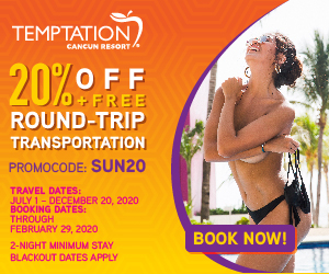 temptation mexico adult vacation deals
