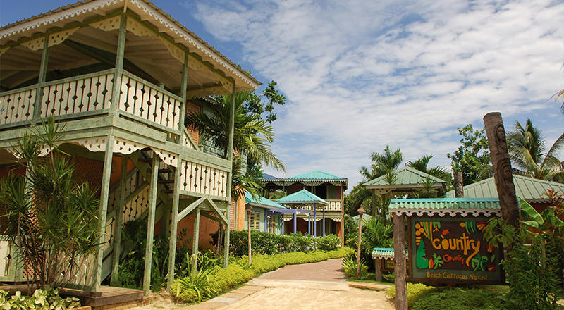 top places to stay in negril jamaica country country