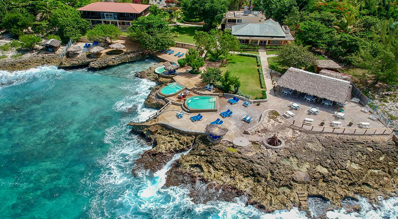 best places in negril jamaica to stay westender inn tropical escape