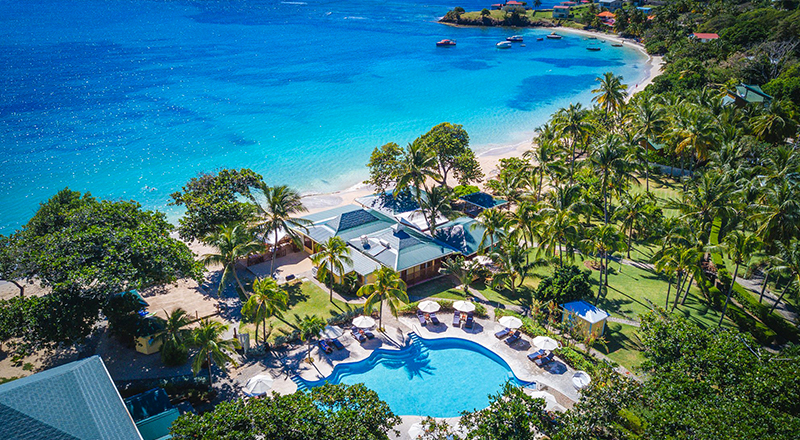 top best april caribbean resorts bequia beach hotel luxury-resort and spa st. vincent & grenadines