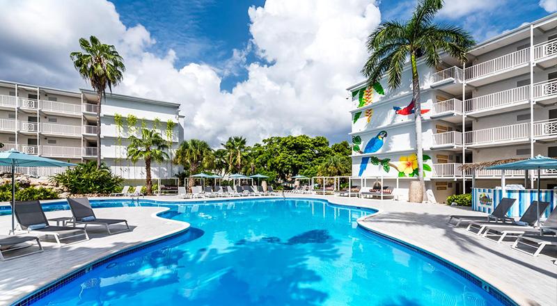 caribbean resorts for april margaritaville beach resort grand cayman