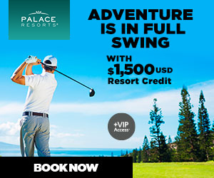 palace resorts golf resort deals