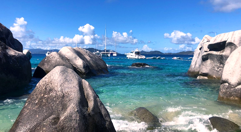=us virgin islands the baths and white bay boating tours