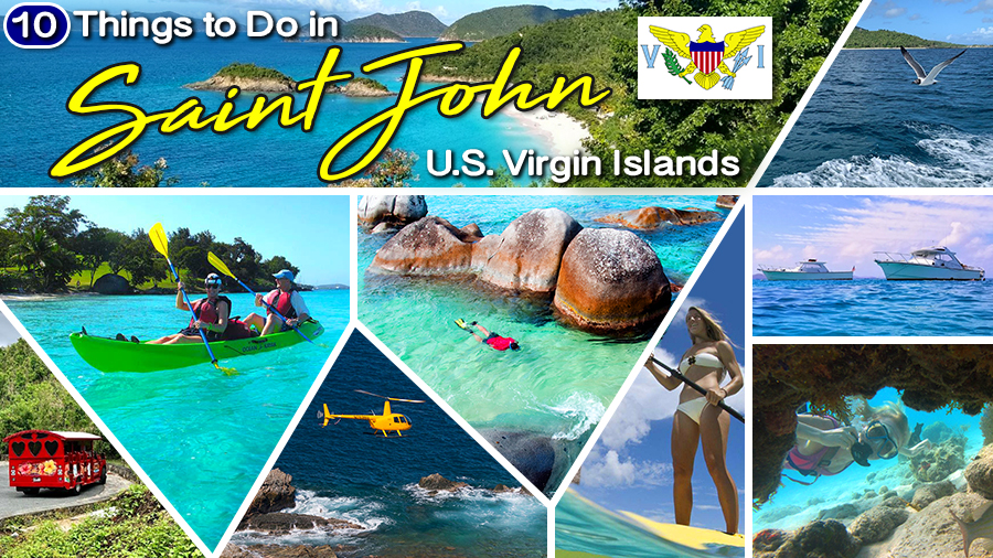 fun things to do in saint john us virgin islands tourism attractions