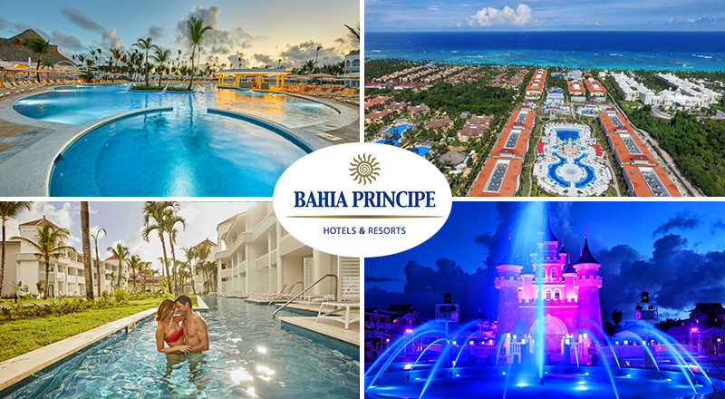 best resort chains caribbean bahia principe luxury travel