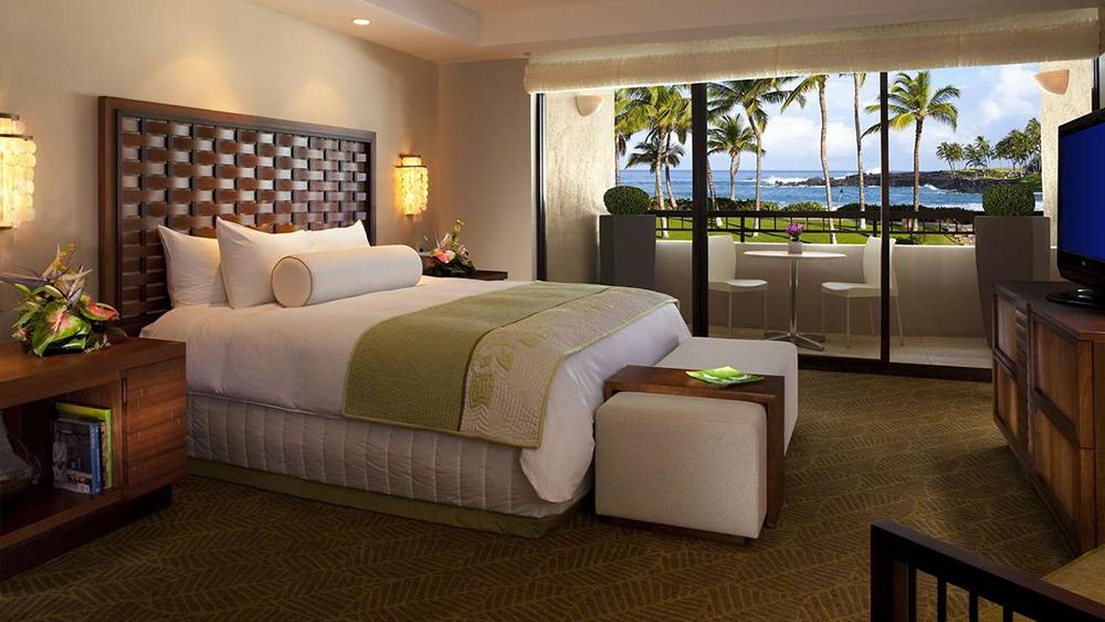waikoloa village hilton hawaii luxury hotel