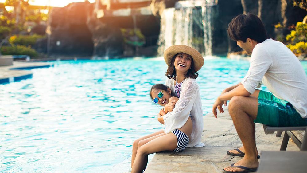 kings land hilton grand vacations family getaway hawaii