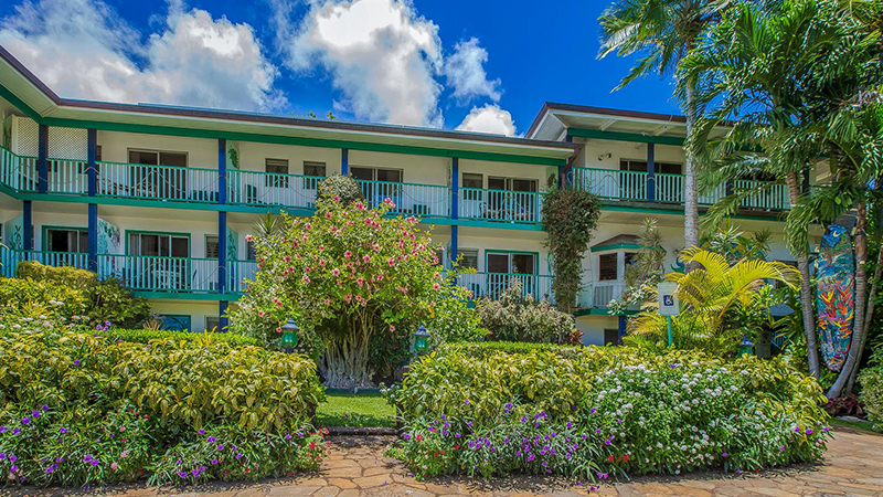 best places to stay in lihue hawaii garden island inn hotel