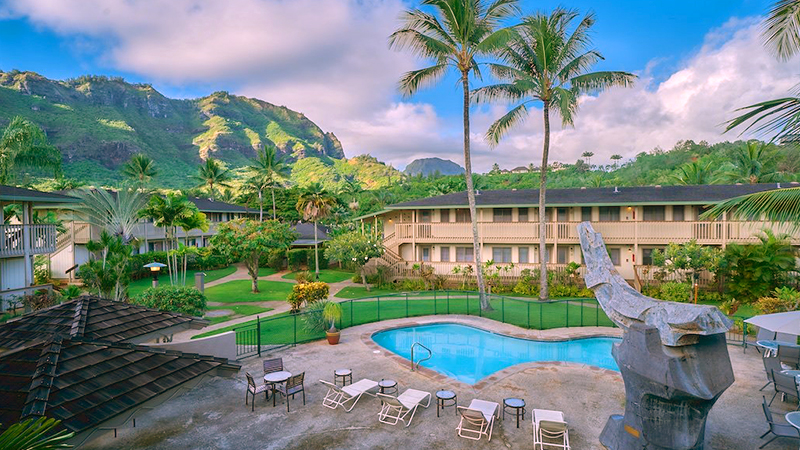 best places to stay in lihue hawaii kauai inn