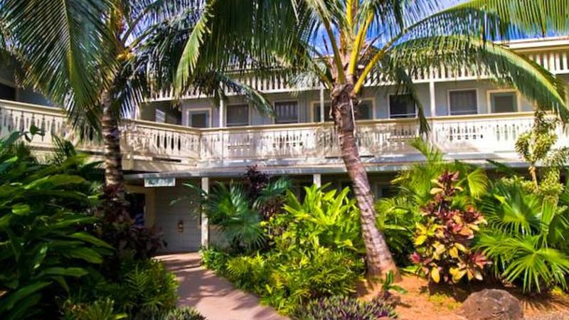 lihue hawaii places to stay kauai palms hotel
