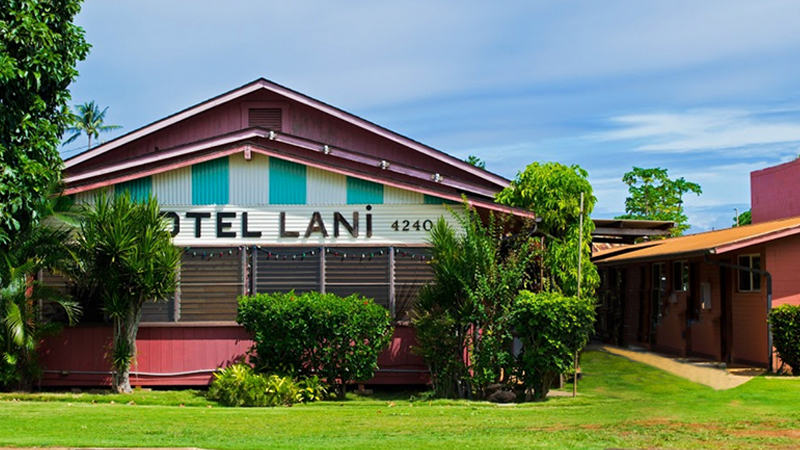 lihue hawaii best places to stay motel lani cheap vacation