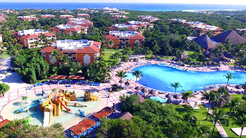 caribbean resorts for july bahia principe grand coba mexico travel