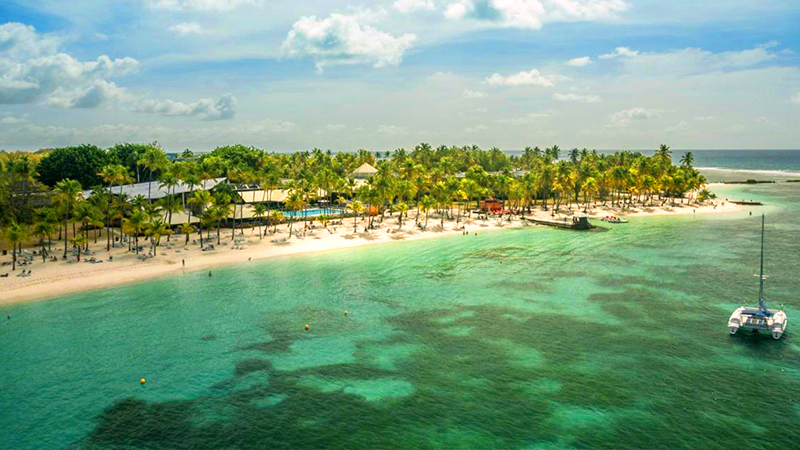 july caribbean resorts club med caravelle adults only vacation guadeloupe
