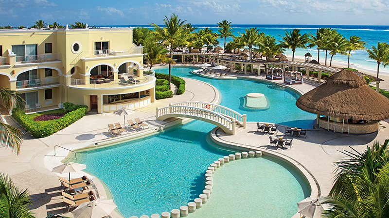 top best july caribbean resorts dreams tulum resort and spa mexico